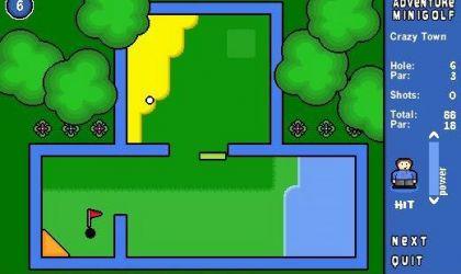 Adventure Minigolf