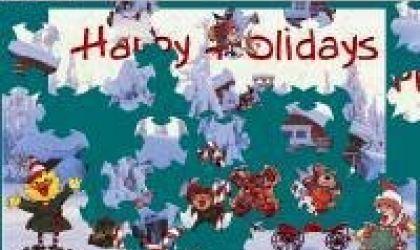 B-Jigsaw Christmas Edition