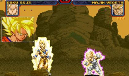 Dragonball Z MUGEN Edition