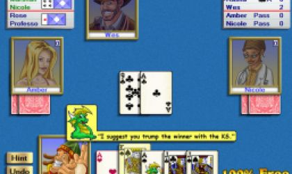 100% Free Euchre Card Game for Windows