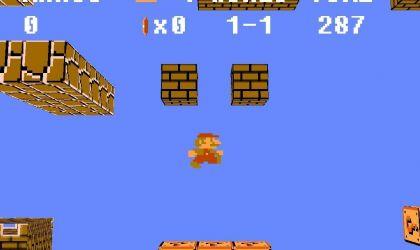 Mario 2.5D