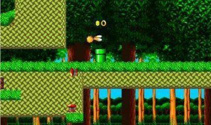Mario and Sonic Flash