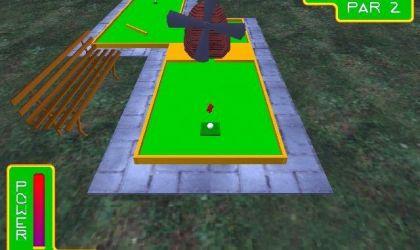 Mr. Putts Mini Golf