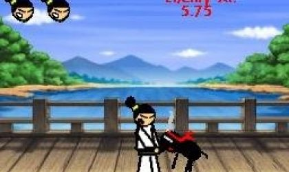 Samurai Smackdown