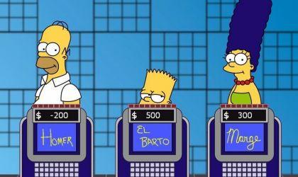 Simpsons Jeopardy