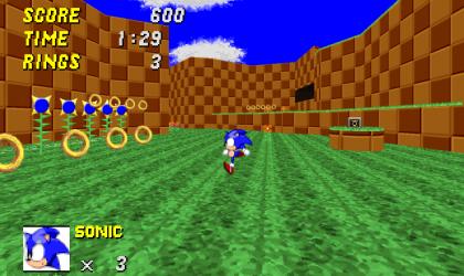 Sonic 3D Robo Blast II