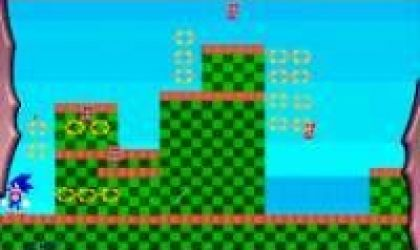 Sonic The hedgehog Robo-Blast!