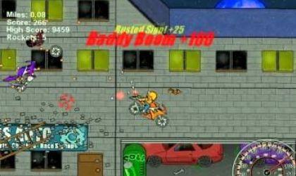 Street Bike Fury