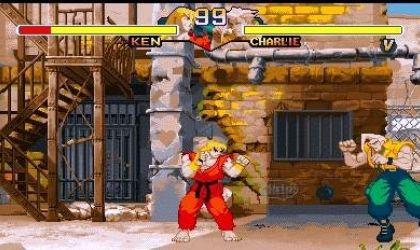 Street Fighter - Ken vs. Charlie