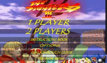 Street Fighter 3 1.0