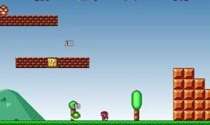 Super Mario 3 : Mario Forever