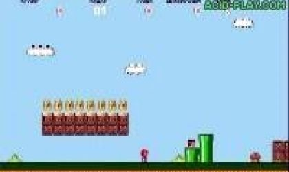 Super Mario In Worlds Unknown