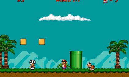 Super Mario PC
