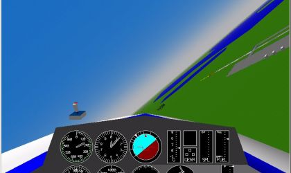 YS Flight Sim 2000